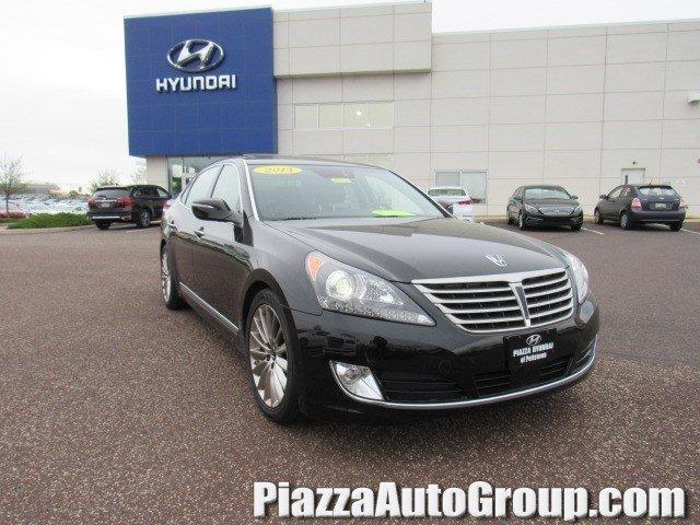 Hyundai Equus Signature 2014