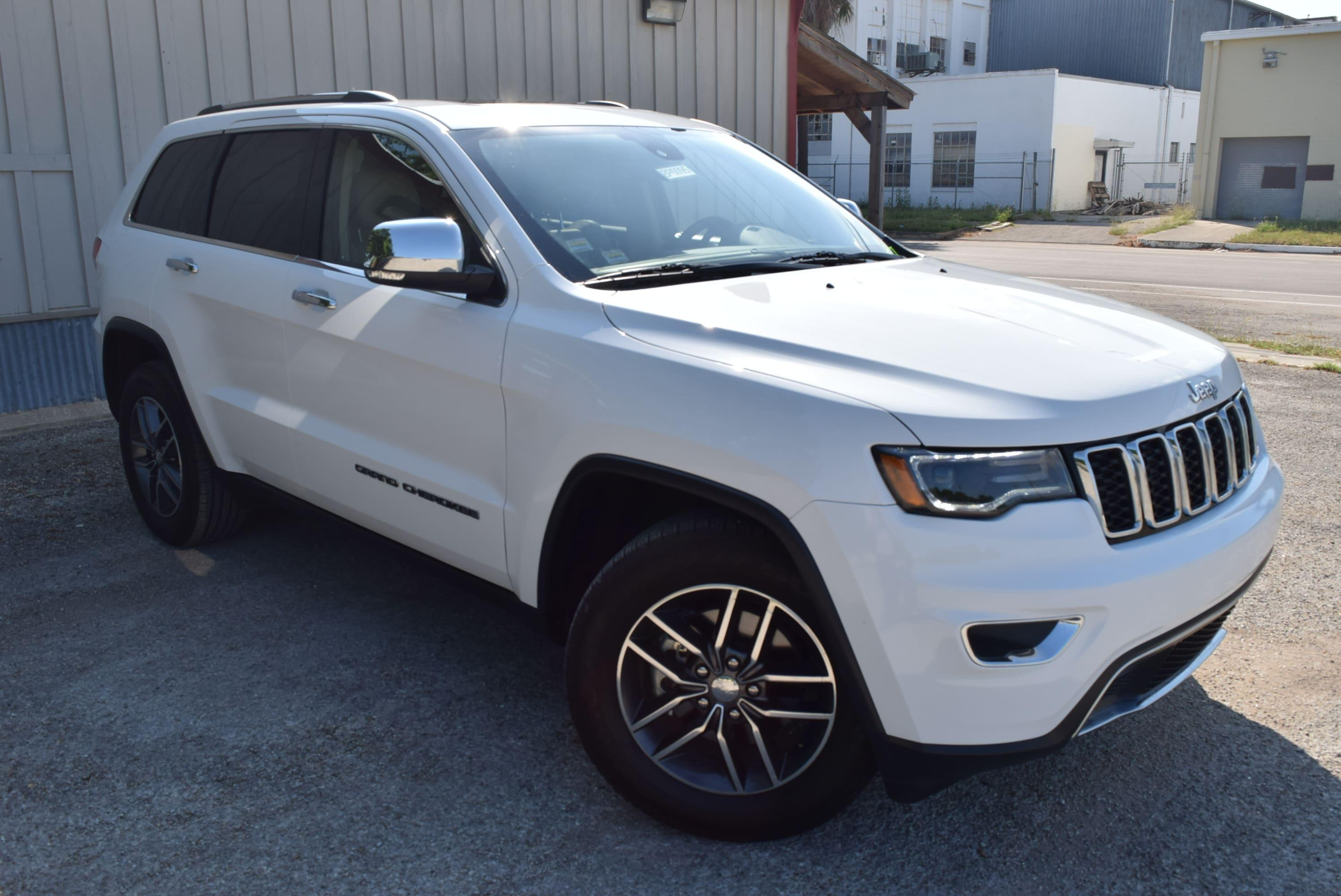 Jeep Grand Cherokee Limited RWD 2017