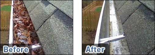 IvsWake Gutter Cleaning