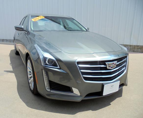 Cadillac CTS Sedan Performance Collection RWD 2016