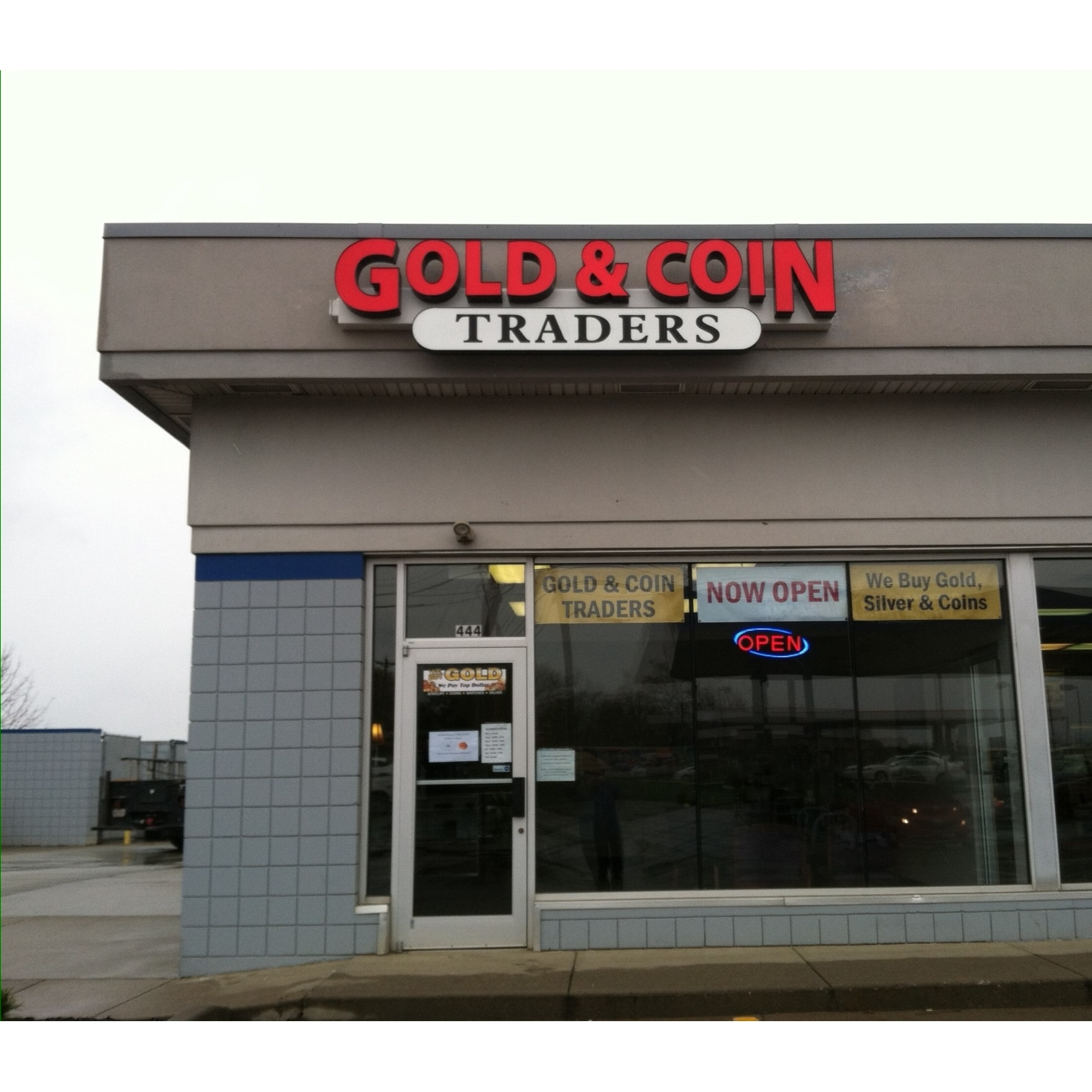 Gold and Coin Traders, LLC