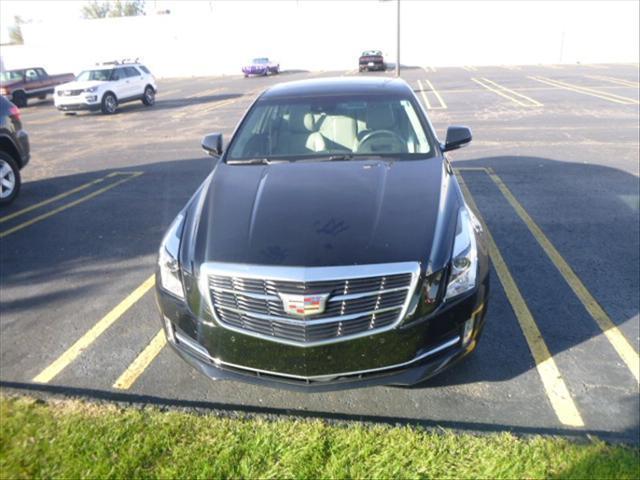Cadillac ATS Sedan Premium AWD 2015