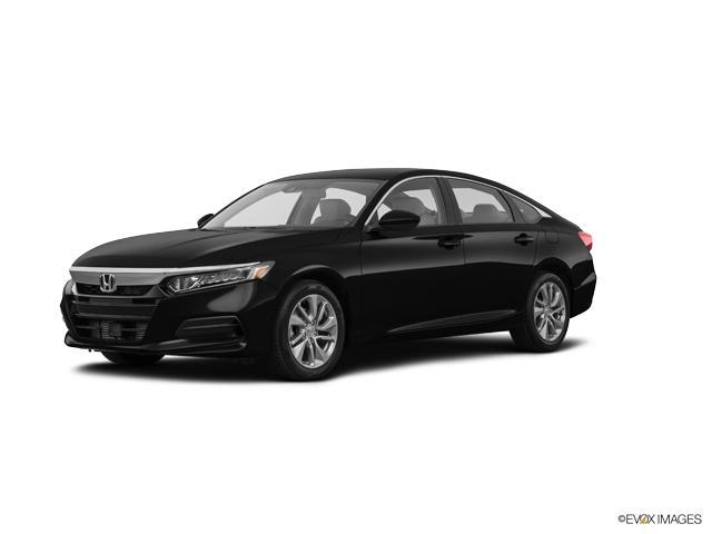 Honda Accord Sedan LX CVT 2018