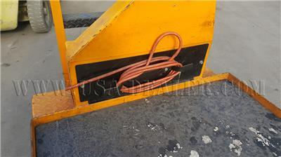 TAYLOR DUNN STOCK CHASER PICKER STOCKCHASER INDUSTRIAL LARGE UTILITY FLAT BED MODEL 1159 SC