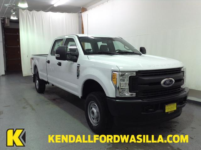 Ford Super Duty F-350 SRW XL 4WD CREW CAB 8' BOX 2017