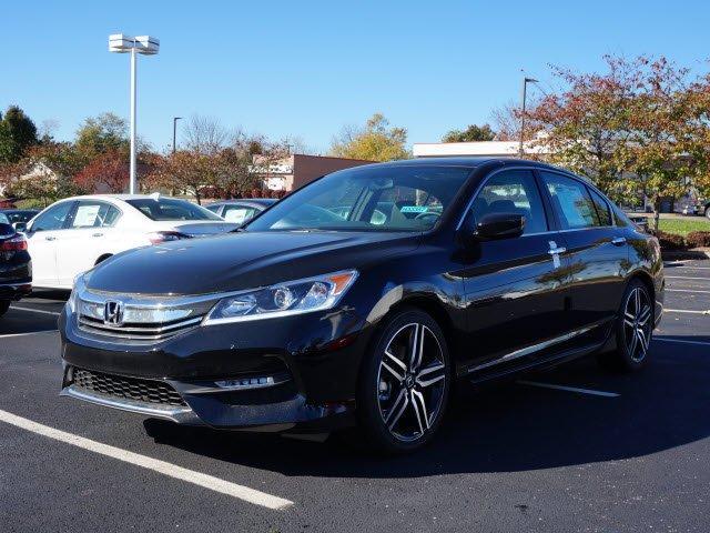 Honda Accord Sedan Sport SE 2017