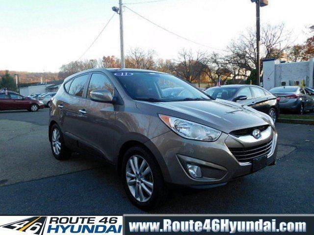 Hyundai Tucson Limited PZEV 2011