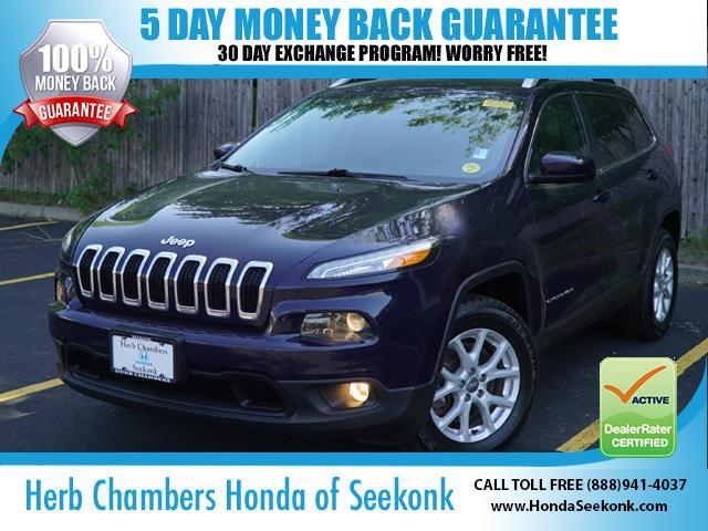 Jeep Cherokee Latitude 4x4 2014