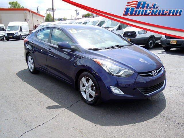 Hyundai Elantra FWD 2013