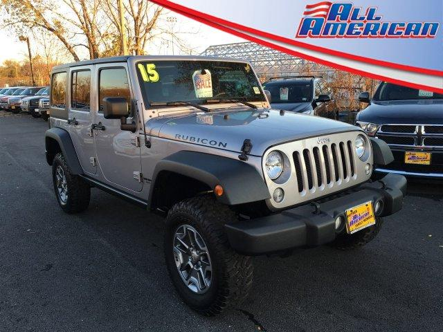 Jeep Wrangler Unlimited 4WD 2015