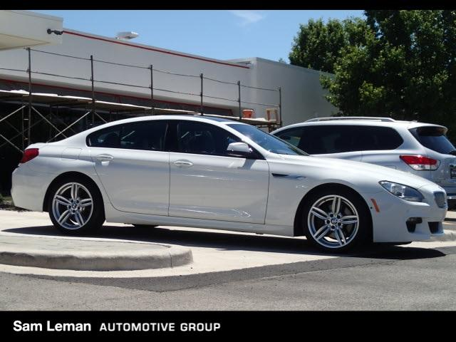 BMW 6 Series 650i xDrive Gran Coupe 2014