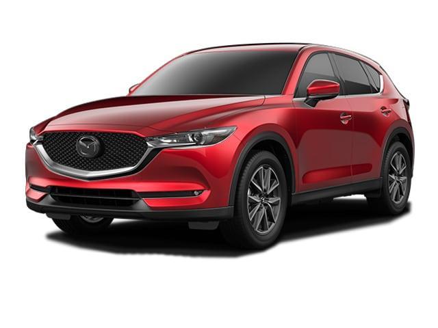 Mazda CX-5 Grand Touring 2017