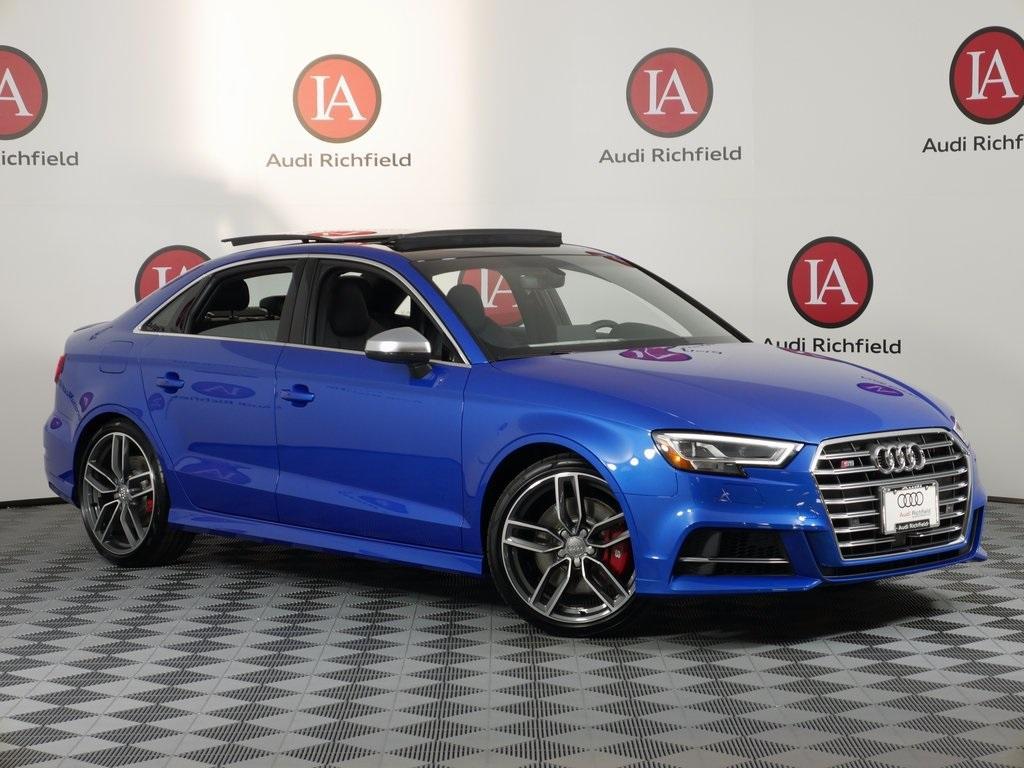 Audi S3 2.0T Premium Plus 2018
