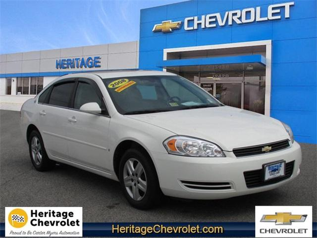 Chevrolet Impala LS 2008