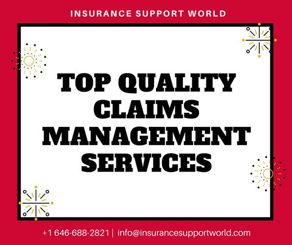 Claims Management Services for Insurance Companies