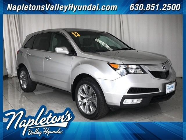 Acura MDX 3.7L Advance Package 2013