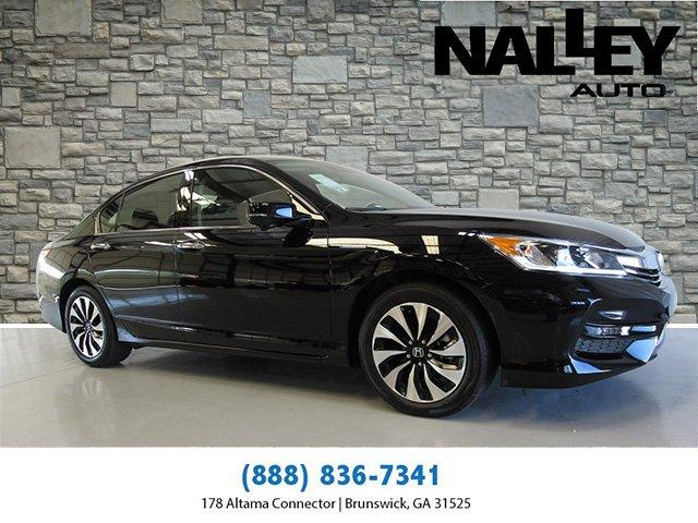 Honda Accord Hybrid EX-L 2017