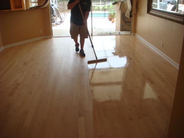 Wood Flooring Services - Sanding - Refinishing - Ft. Lauderdale, Fl.