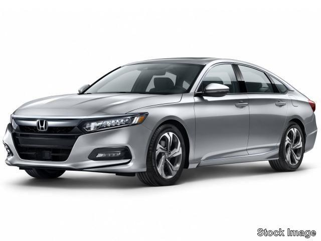 Honda Accord Sedan EX-L 2.0T 2018