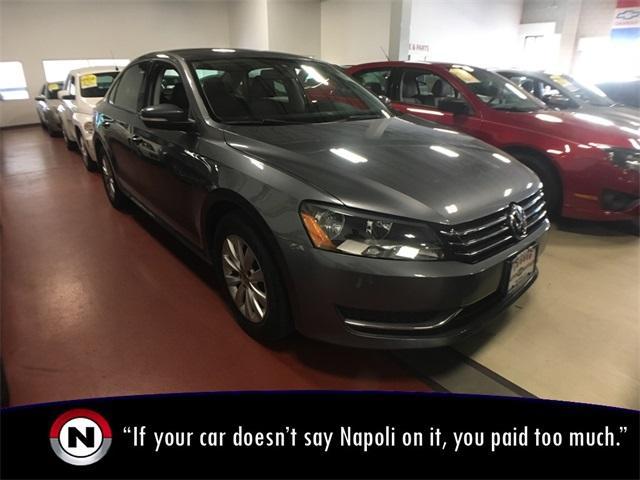 Volkswagen Passat 2.5 S 2013