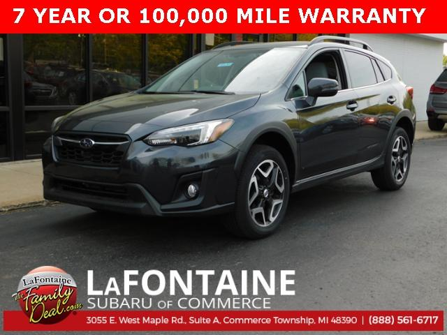 Subaru Crosstrek 2.0i Limited 2018
