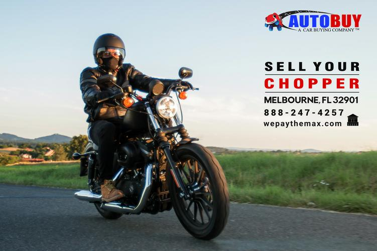 Find Who Pay The Max For Your Chopper - Melbourne AutoBuy