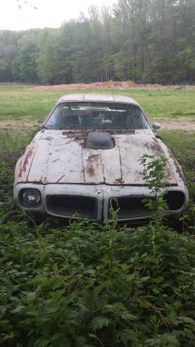 Wanted: 1970-1973 Pontiac firebird trans am any condition