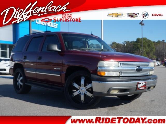 Chevrolet Tahoe LT 2003