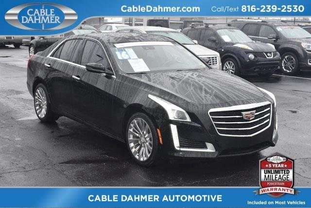 Cadillac CTS Sedan 3.6L Luxury 2016