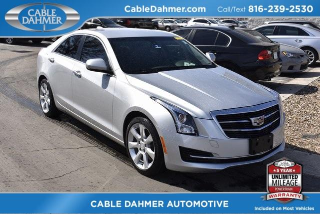 Cadillac ATS Sedan 2.0L Turbo 2016