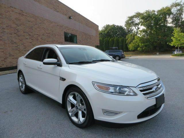 Great 2012 Ford Taurus SHO for sale $5500