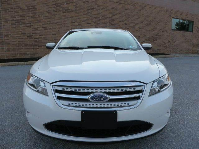 ## 2012 Ford Taurus SHO for sale $5500