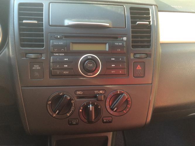 2008 Nissan Versa- Manual Trans