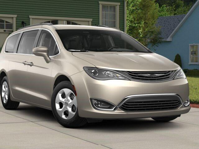 Chrysler Pacifica  2018