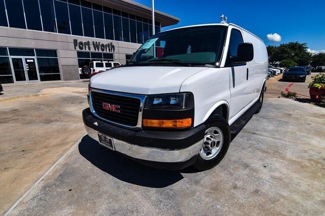 GMC Savana Cargo Van Work Van 2017