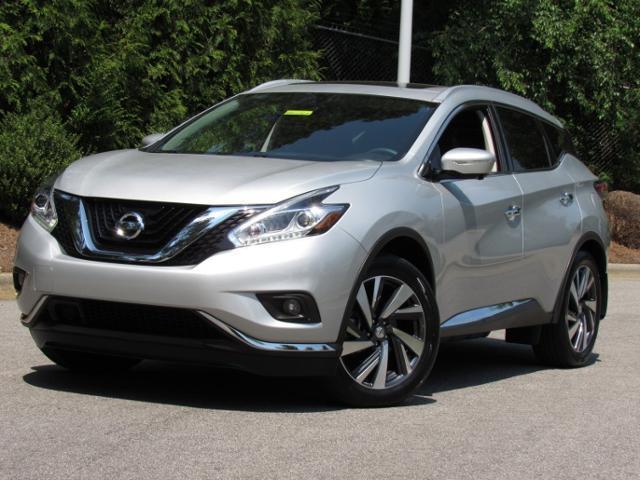 Nissan Murano FWD 4dr Platinum 2015