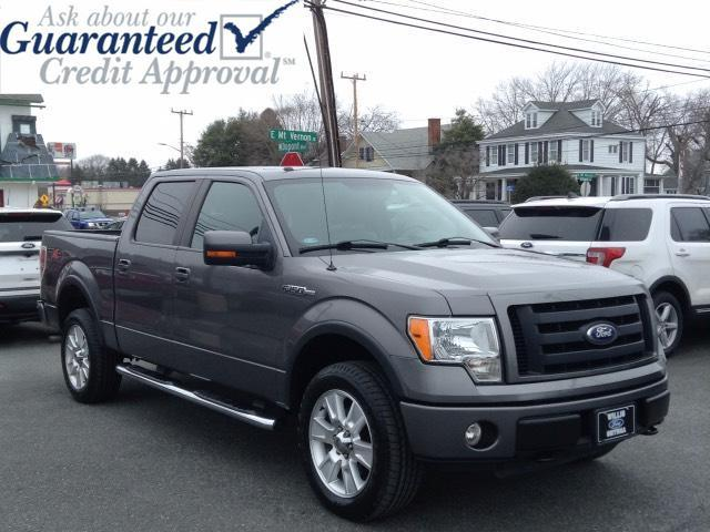 Ford F-150 4WD SuperCrew 145 FX4 2010
