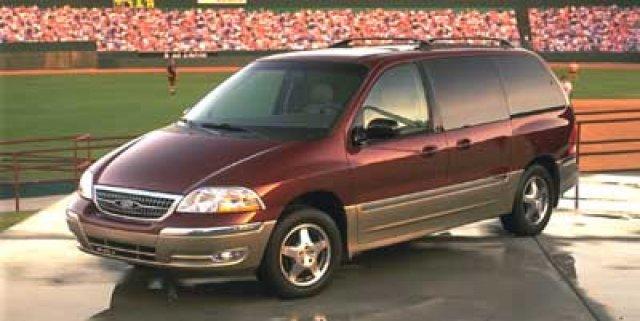 Ford Windstar Wagon SE 1999
