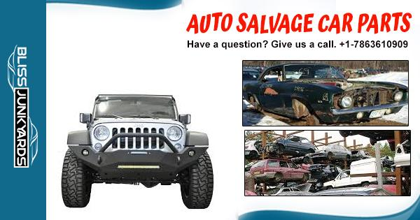 Used auto parts salvage yards online services overnight delivery