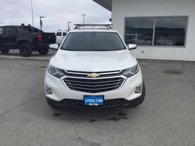 Chevrolet Equinox PREMIER 2.0T 2018