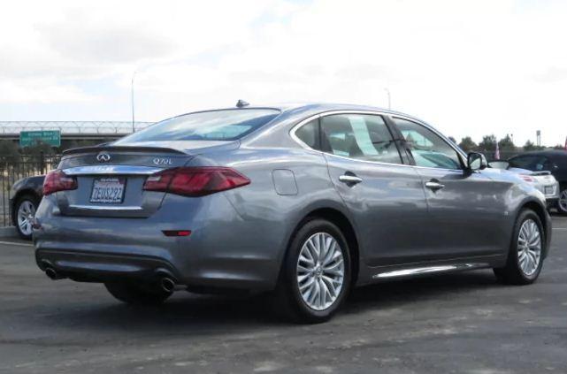 Used 2015 INFINITI Q70L 3.7 Sedan For Sale in Dublin CA