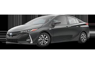 Toyota Prius Prime Advanced 2017