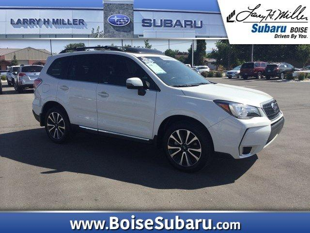 Subaru Forester Touring 2017