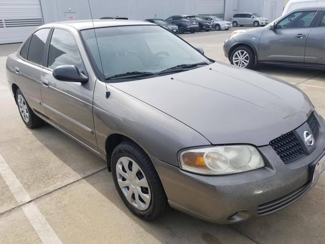 2006 NIssan Sentra 4 CYL Manuel    NW/290/249 fry rd/Katy/Tomball