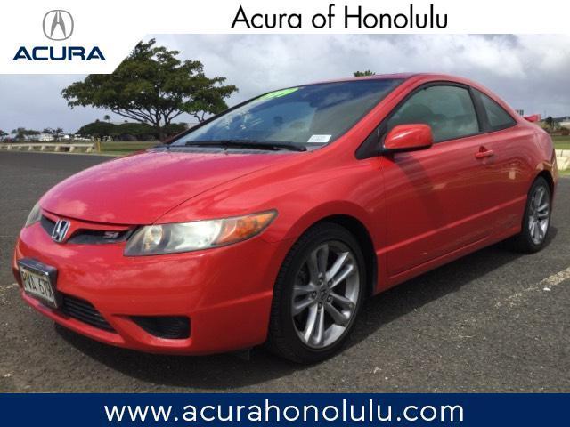Honda Civic Cpe SI 2008