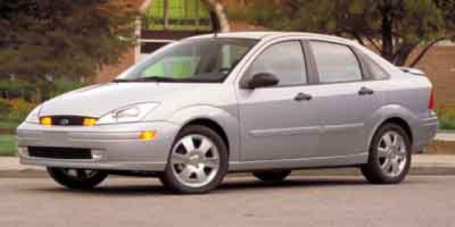 Ford Focus SE Base 2002