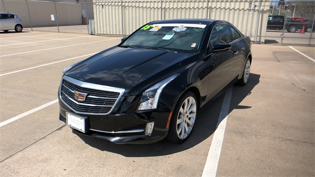 Cadillac ATS Coupe 3.6L Luxury 2015