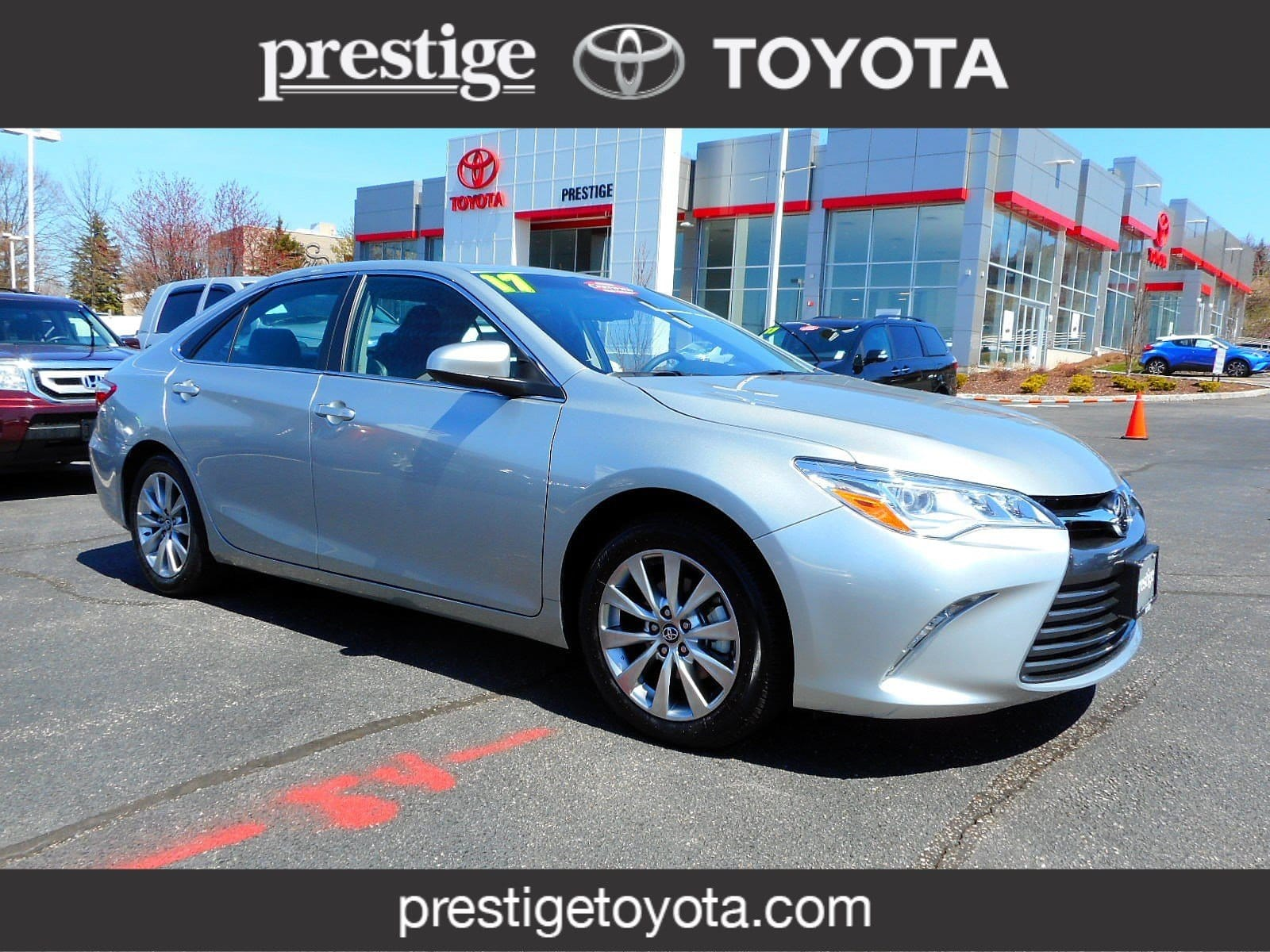 Toyota Camry XLE 2017