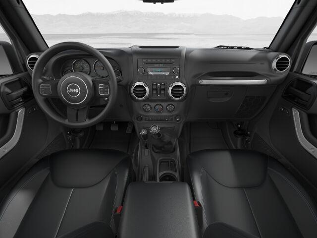 Jeep Wrangler Unlimited RUBICON 4X4 2017