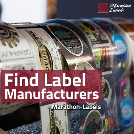 Label Printing Company in Midwest USA